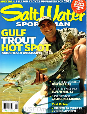 Salt Water Sportsman October 2011
