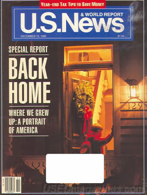 U.S. News & World Report December 18, 1989