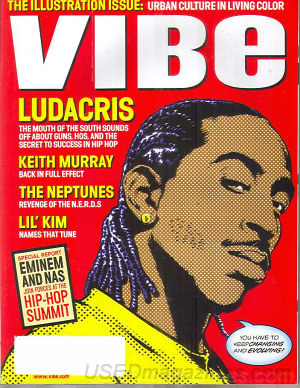 Vibe August 2003