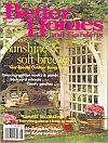 Better Homes and Gardens June 1996