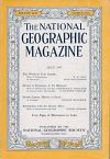 National Geographic July 1947