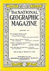 National Geographic January 1949