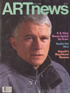 Art News March 1986