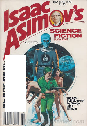 Asimov's Science Fiction May/June 1978