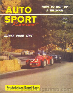 Auto Sport Review July 1953
