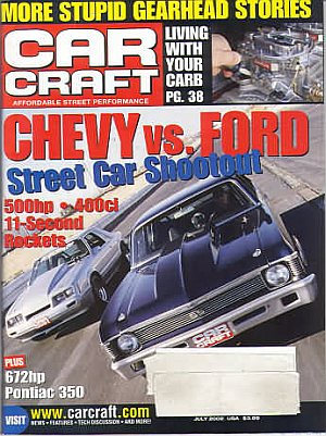 Car Craft July 2002