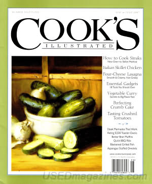 Cook's Illustrated May/June 2007