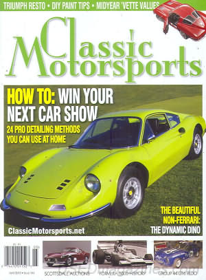 Classic Motorsports May 2010