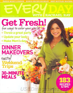 Everyday with Rachael Ray May 2007