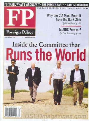 Foreign Policy March/April 2005