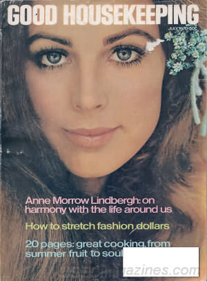 Good Housekeeping July 1970