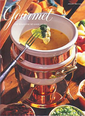 Gourmet January 1995