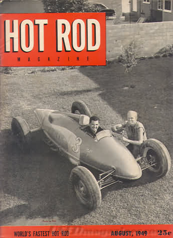 Hot Rod August 1949