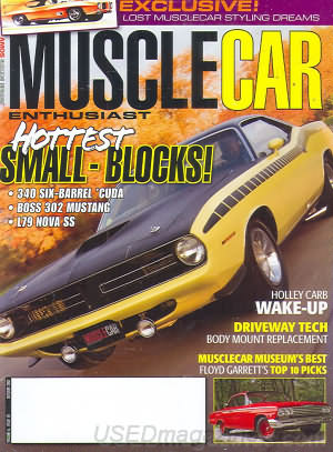 Musclecar Enthusiast October 2007