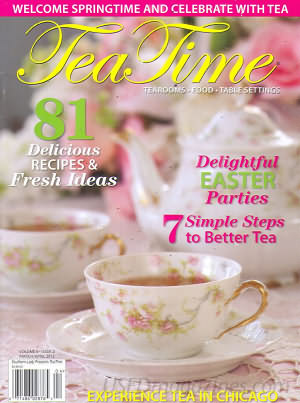 Tea Time March/April 2012