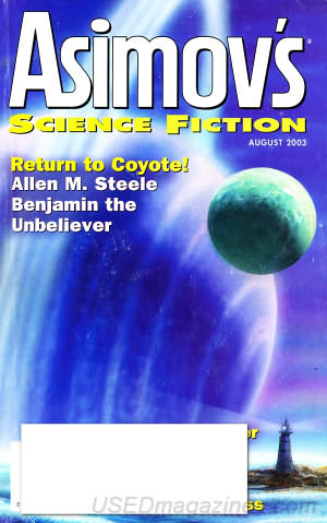 Asimov's Science Fiction August 2003