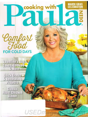 Cooking with Paula Deen January/February 2015