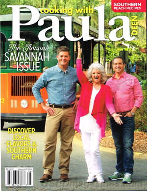 Cooking with Paula Deen May/June 2016