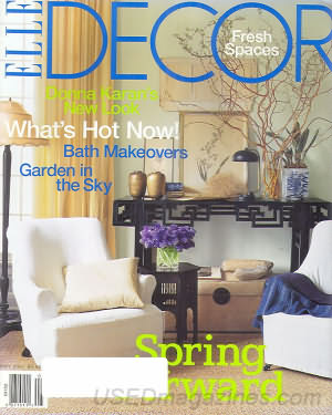 Elle Decor May 2001