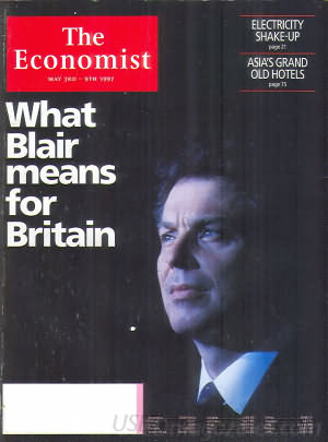 The Economist May 03, 1997