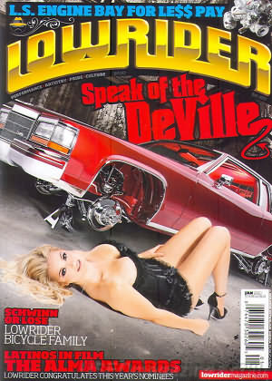 Lowrider January 2010