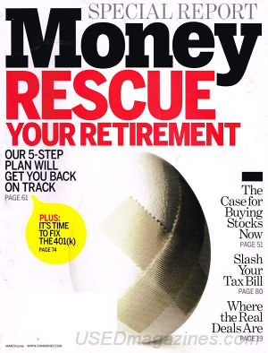 Money March 2009