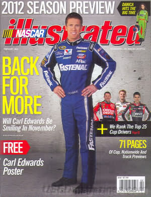 NASCAR Illustrated February 2012