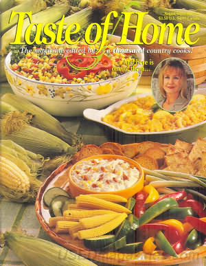 Taste of Home August/September 1999