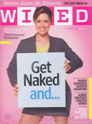 Wired April 2007