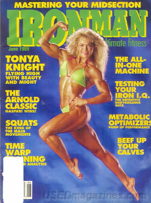 Ironman June 1989