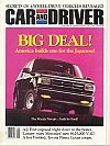 Car and Driver June 1991
