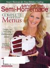 Sandra Lee Semi-Homemade November/December 2011