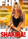 FHM (U.K. Edition) April 2002
