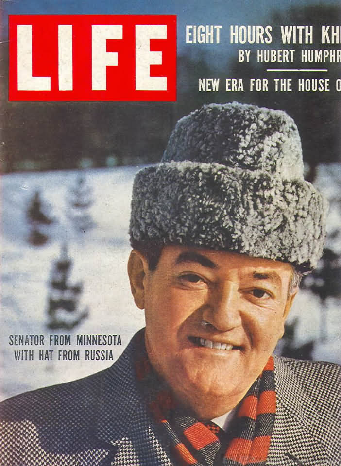 the life and times of hubert humphrey