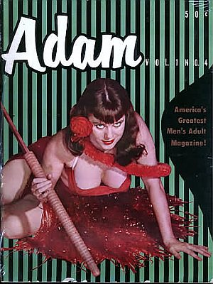 Adam Volume 1 Number 4