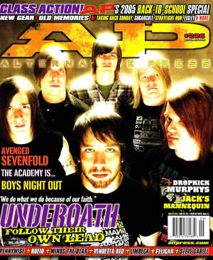 Alternative Press Number 206