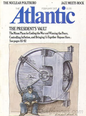 Atlantic Monthly, The February 1971