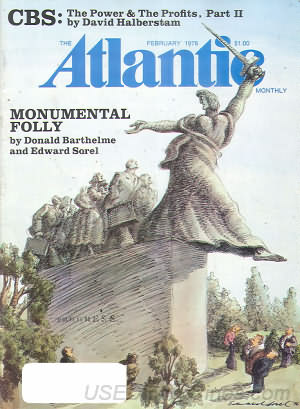 Atlantic Monthly, The February 1976