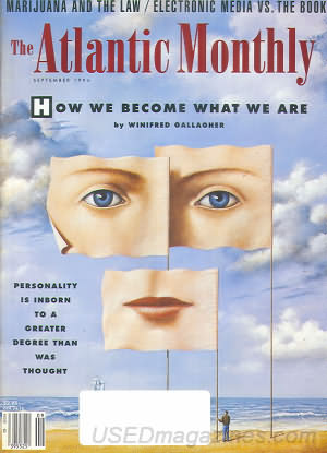 Atlantic Monthly, The September 1994