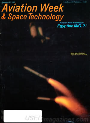 Aviation Week & Space Technology December 21, 1981