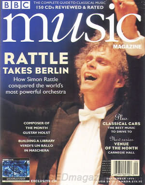 BBC Music September 1999