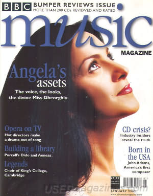 BBC Music January 2002