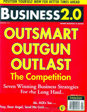 Business 2.0 March 20, 2001