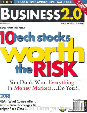 Business 2.0 May 15, 2001