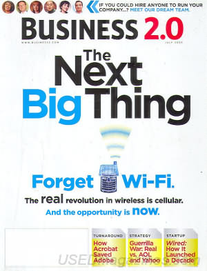 Business 2.0 July 2003