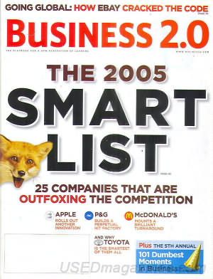 Business 2.0 January 2005