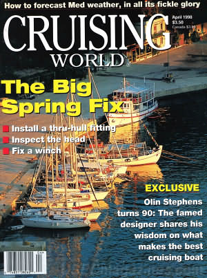 Cruising World April 1998