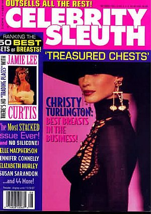 Celebrity Sleuth Volume 10 Number 8