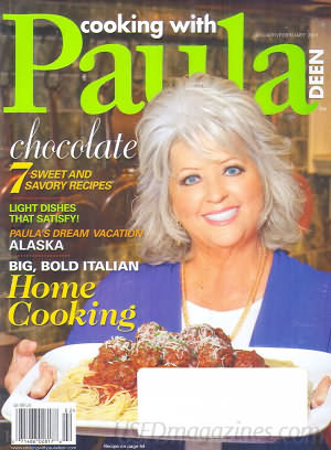 Cooking with Paula Deen January/February 2011