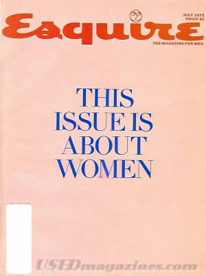Esquire July 1973